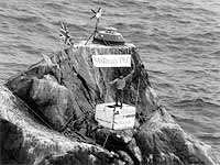 Official RAF Picture, Rockall